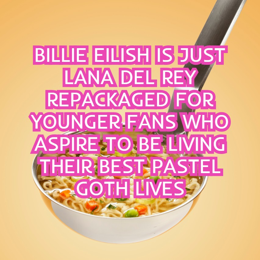 SOUP-BILLIEEILISH