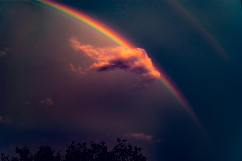 sad rainbow